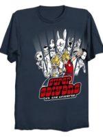 SUPER SAIYANS VS. THE UNIVERSE T-Shirt
