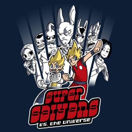 Super Saiyans vs. the universe