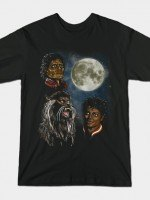 Threeller Moon T-Shirt