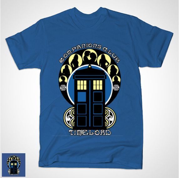 TIMELORD COMPANIONS CLUB