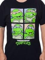 TMNT Box Turtles T-Shirt