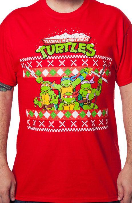 TMNT Group Christmas