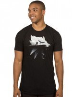 The Witcher 3 Wolf Silhouette T-Shirt