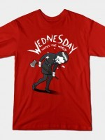 Wednesday Hates The World T-Shirt