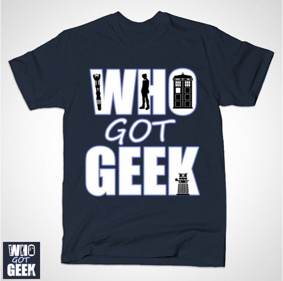 WHO GOT GEEK