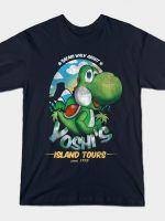 Yoshi's Island Tours T-Shirt
