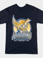 ASGARD GOLDEN THUNDERS FOOTBALL T-Shirt