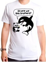 Are We Brothers T-Shirt