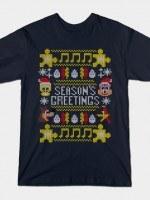 BANJO-KAZOOIE KNIT T-Shirt