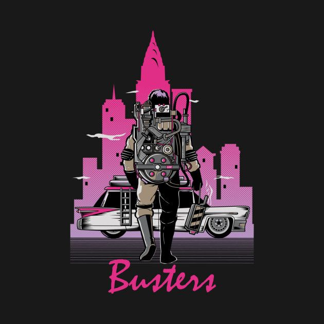 BUSTER'S DRIVE