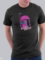 Boba Helmet 80's T-Shirt