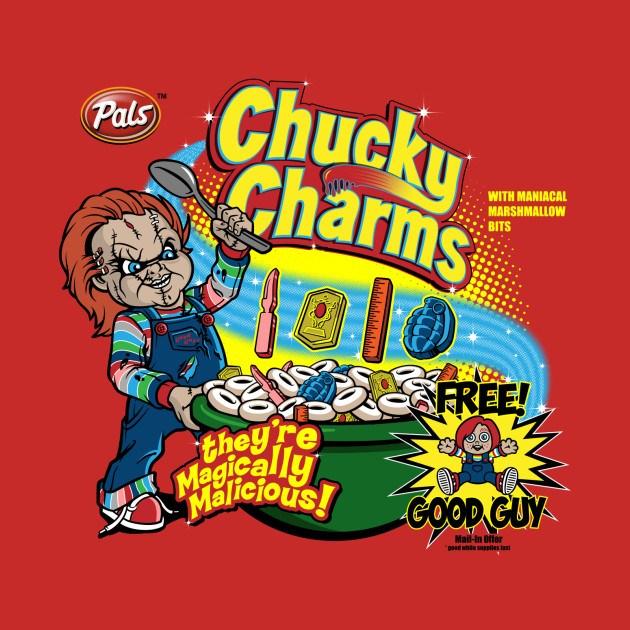 CHUCKY CHARMS!