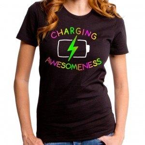 Charging Awesomeness