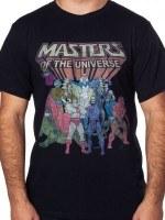 Citizens of Eternia T-Shirt