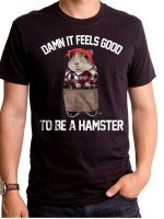 Damn Hamster T-Shirt