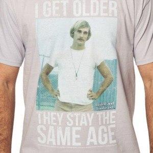 Dazed and Confused I Get Older