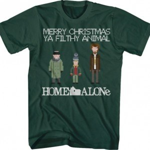Filthy Animal Home Alone
