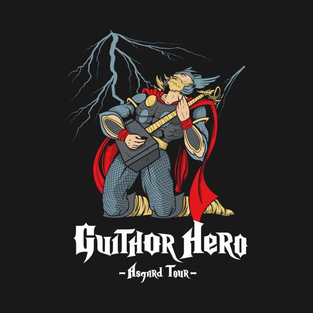 GUITHOR HERO