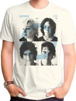 Germs GI Back T-Shirt