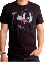 Halloween Knife Mask T-Shirt