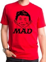 MAD If Looks Could Kill T-Shirt