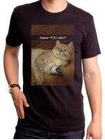 Meow You Doin T-Shirt