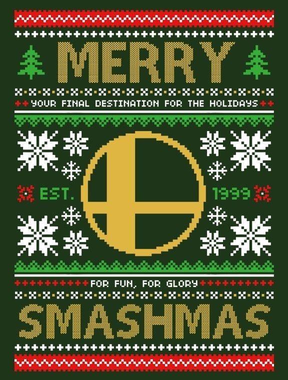 Merry SmashmasMerry Smashmas