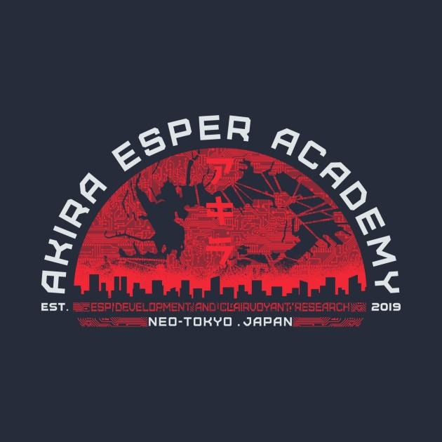NEO-TOKYO'S ESPER ACADEMY