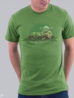 Not Easy Being Green T-Shirt