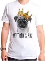 Notorious PUG T-Shirt