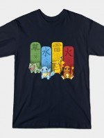 POKEMON KANJI MONSTERS T-Shirt