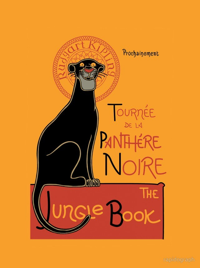 Panthere Noire