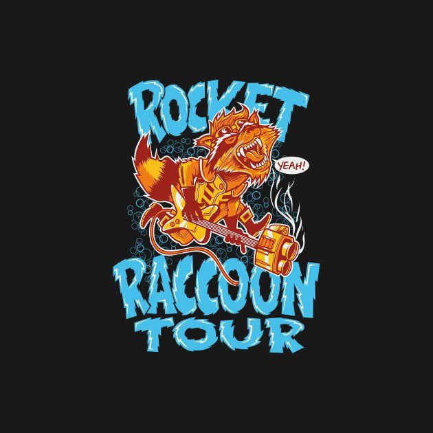 ROCKET RACCOON TOUR
