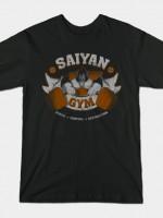 SAIYAN GYM 2.0 T-Shirt