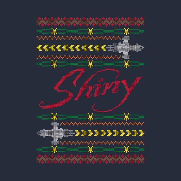 SHINY CHRISTMAS SWEATER