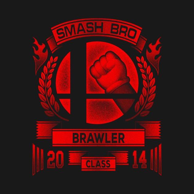 SMASH BRO - BRAWLER