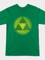 SPIRAL TRIFORCE T-Shirt