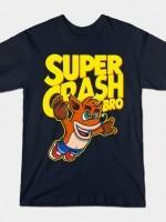 SUPER CRASH BRO T-Shirt