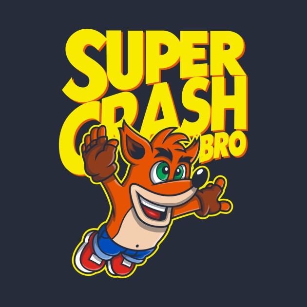 SUPER CRASH BRO