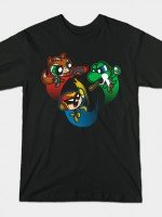 SUPER PUFF BROS 2 T-Shirt
