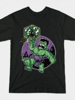 SUPER SMASH GREEN T-Shirt