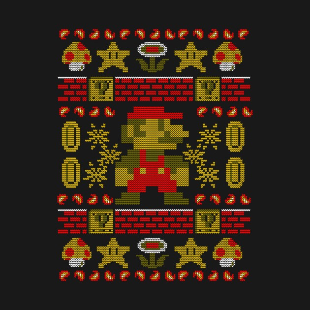 SUPER UGLY SWEATER