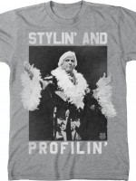 Stylin' and Profilin' Ric Flair T-Shirt