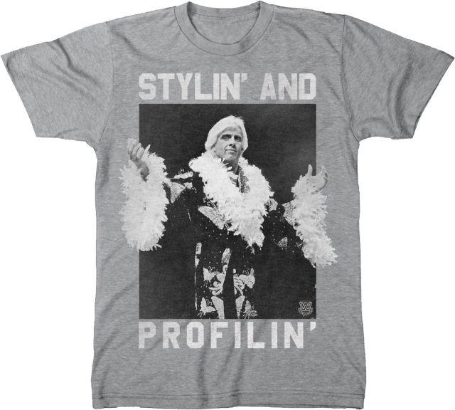 Stylin' and Profilin' Ric Flair