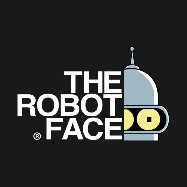 THE ROBOT FACE
