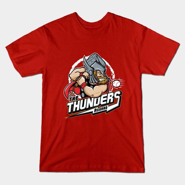 THE THUNDERS BASEBALL