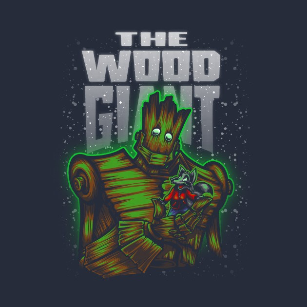 THE WOOD GIANT