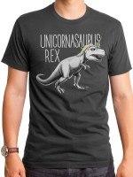 Unicornasaurus Rex T-Shirt