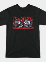 Where the Slashers Are T-Shirt