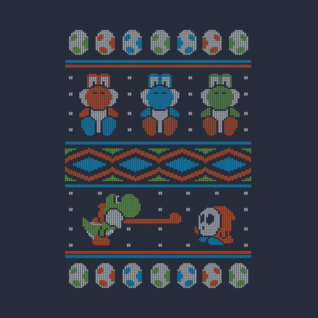 WOOL IS COOL. SPECIAL CHRISTMAS UGLY SWEATER